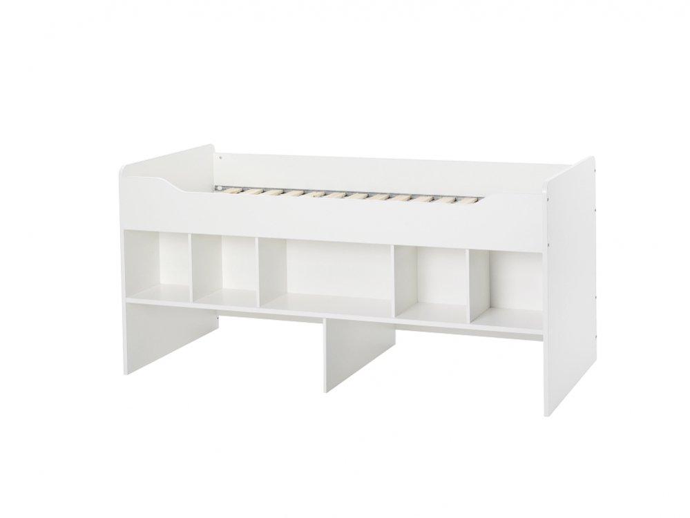 Tvilum Dětská postel Combee 82221 bílá - TVILUM