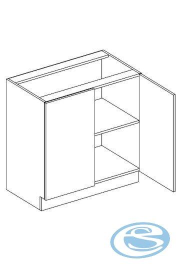 Alina dolní kuchyňská skříňka D80 - STOLKAR
