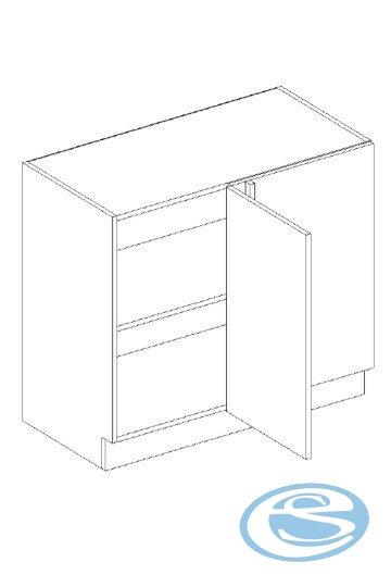 Alina dolní kuchyňská skříňka DNP - STOLKAR