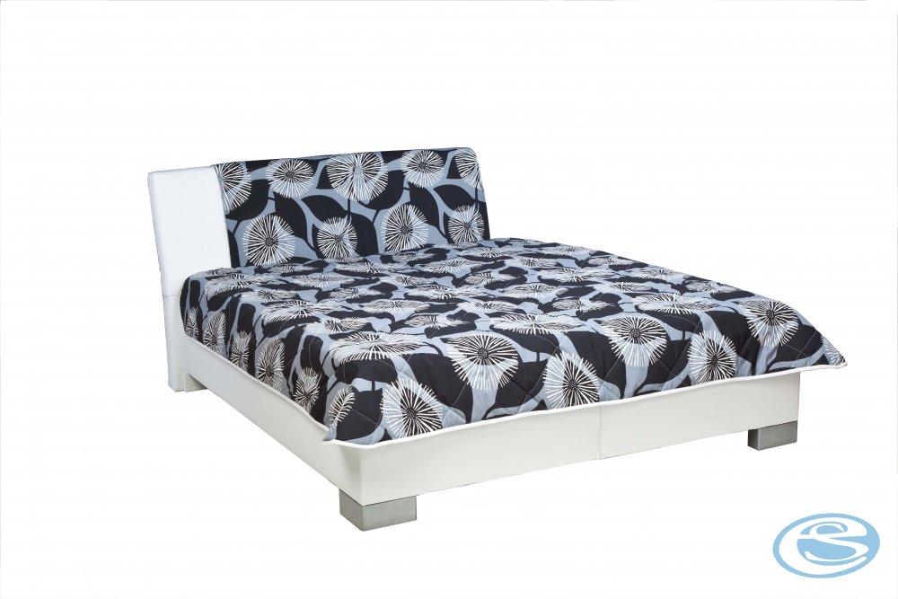 Čalouněná postel Leontýna 160x200 - PROKOND