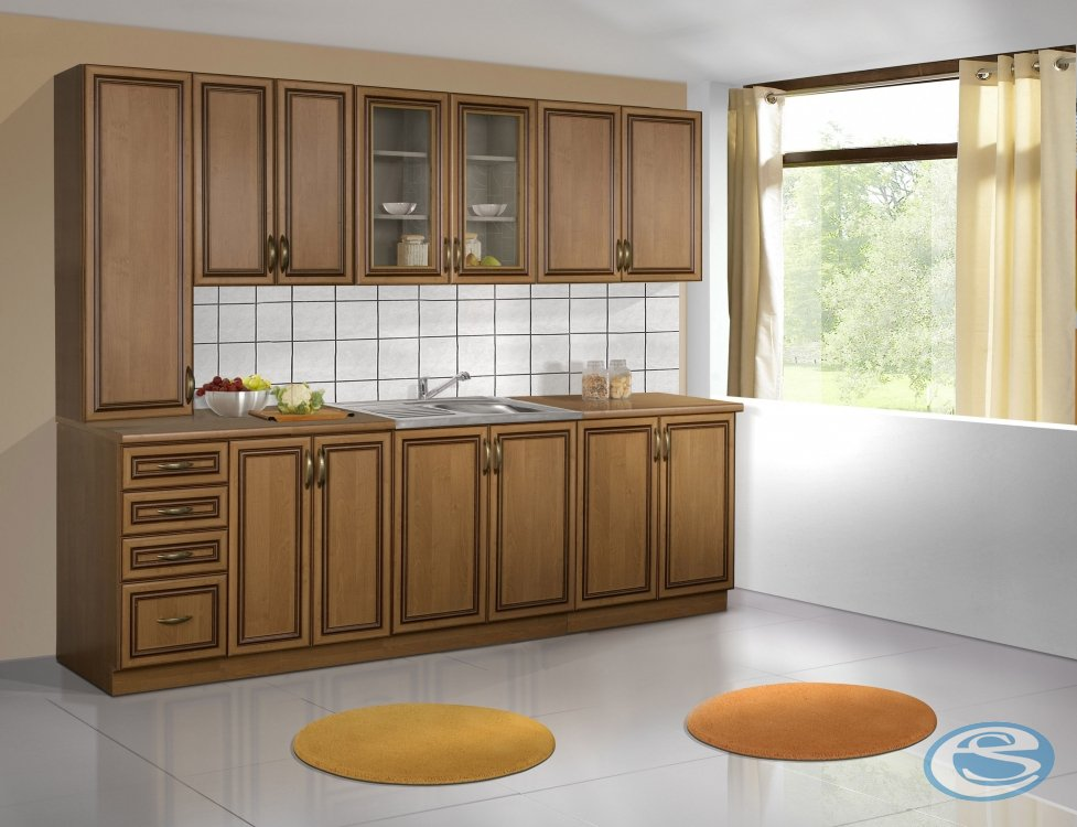 Kuchyňská linka Kora 260 cm - FALCO