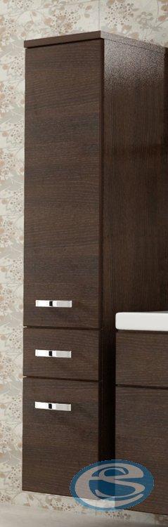 Koupelnová skříňka Evo vysoká wenge - FALCO