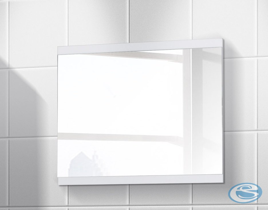 Koupelnové zrcadlo Evo bílé - FALCO