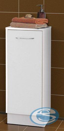 Koupelnová skříňka Nancy-bílá - FALCO