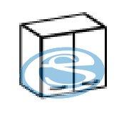 Limed dolní skříňka 80D - FALCO