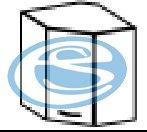 Kora horní rohová skříňka 60/60 - FALCO