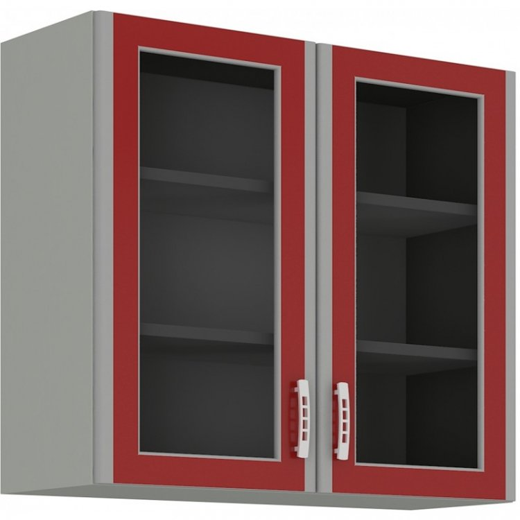 Elma horní prosklená skříňka 80GS - FALCO
