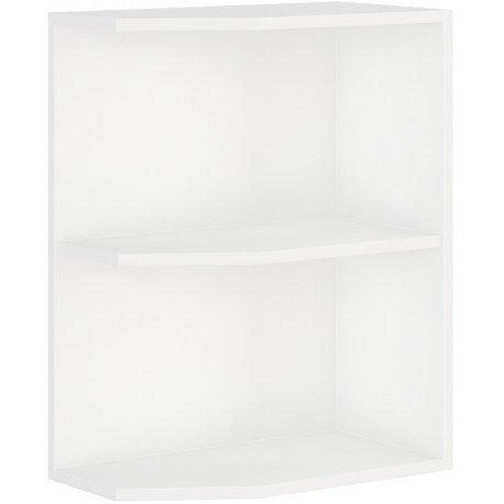 Sára horní rohová skříňka 30G bílá - FALCO