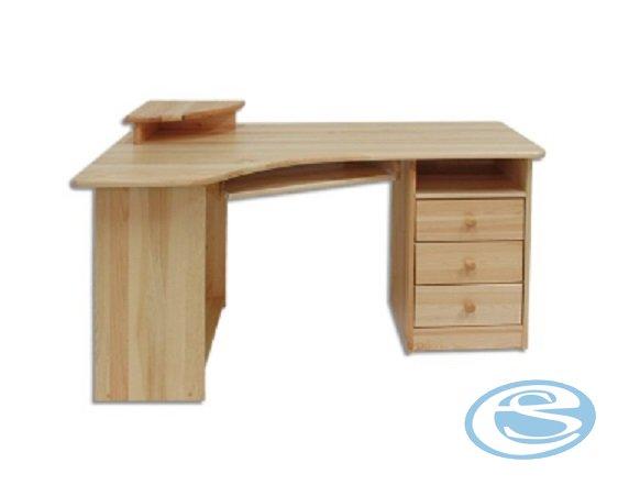 Rohový psací stůl BR104 - Drewmax