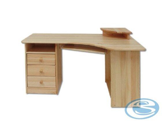 Rohový psací stůl BR105 - Drewmax