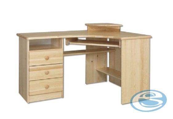 Rohový psací stůl BR108 - Drewmax