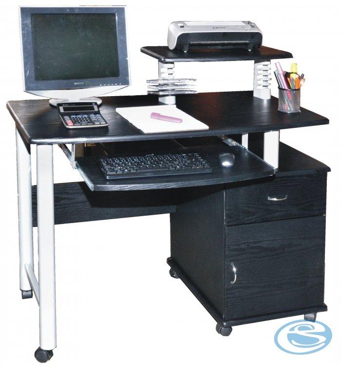 PC stůl CT-2631 černý - FALCO