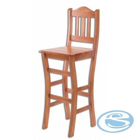 Jídelní židle barová KT111 - Drewmax