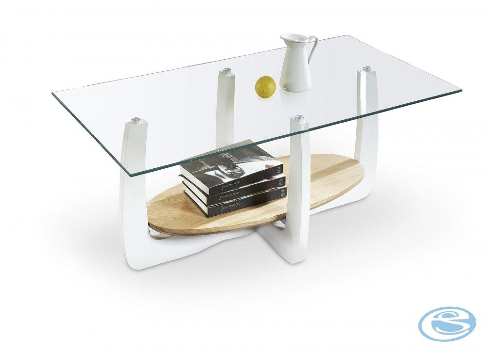 Konferenční stolek Rozalia - HALMAR