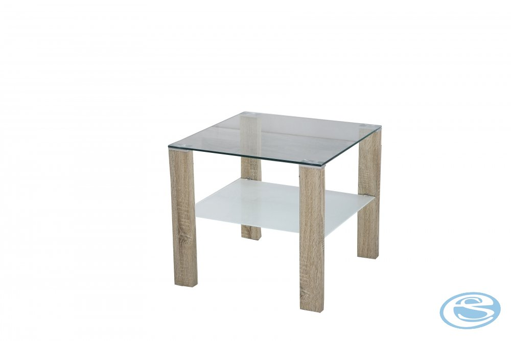 Konferenční stolek Simple H Kwadrat - HALMAR