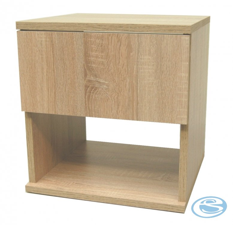 Noční stolek Lev dub sonoma - FALCO