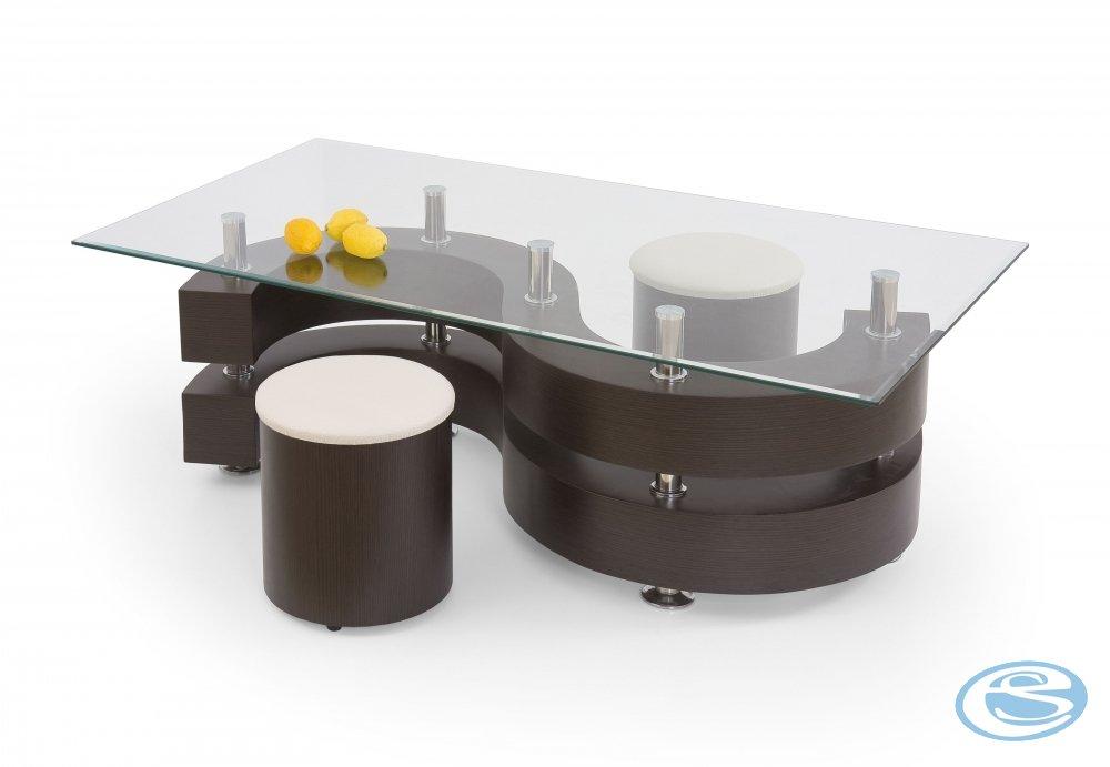 Konferenční stolek Nina 2 - HALMAR