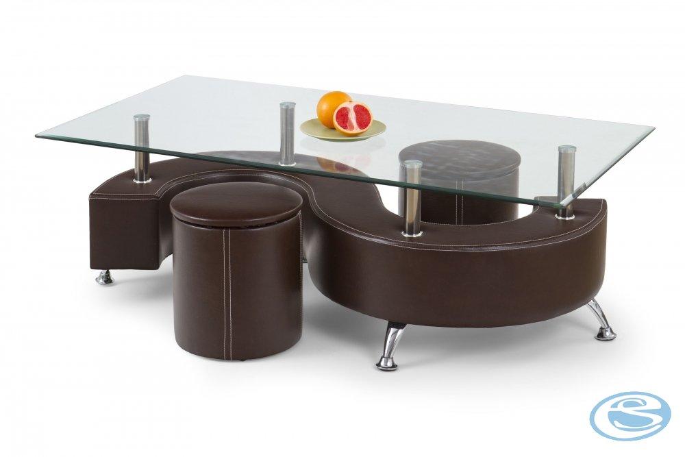 Konferenční stolek Nina 3 - HALMAR