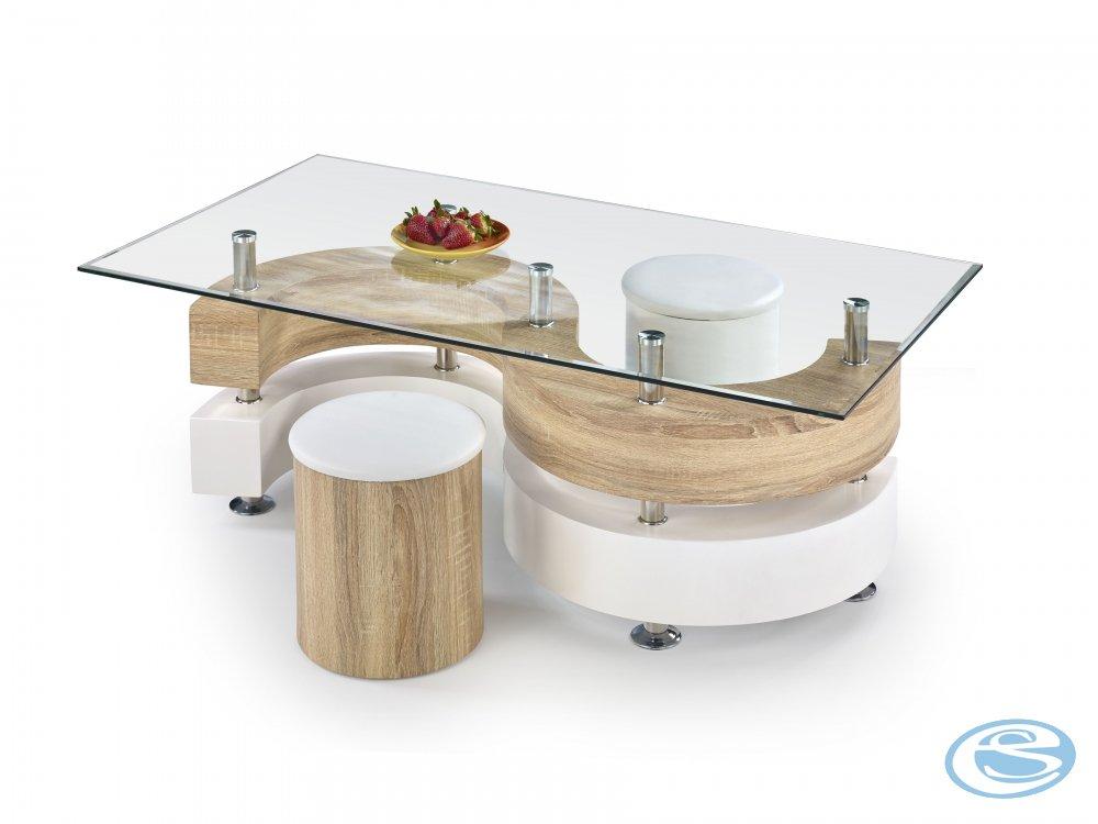 Konferenční stolek Nina 4 - HALMAR