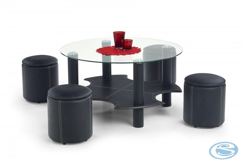 Konferenční stolek Belinda - HALMAR