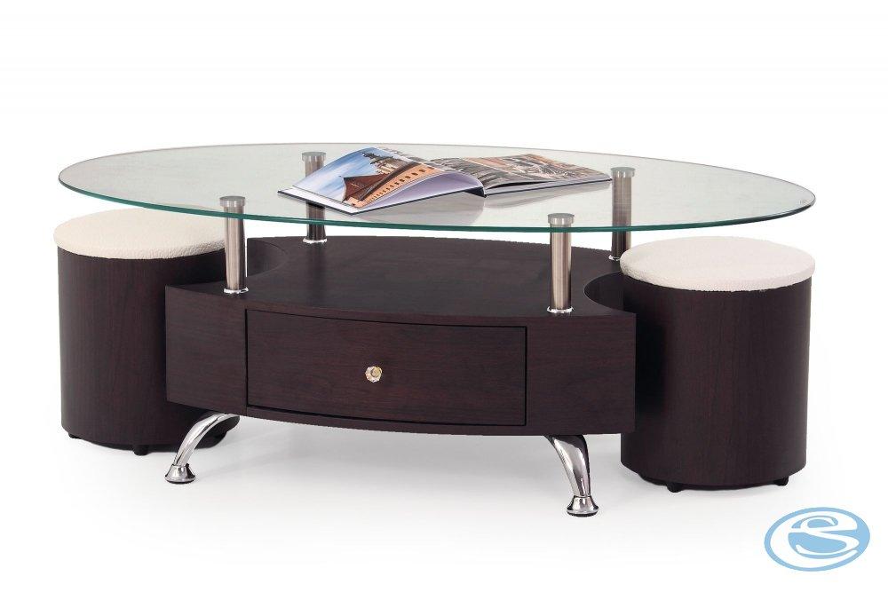 Konferenční stolek Stella - HALMAR