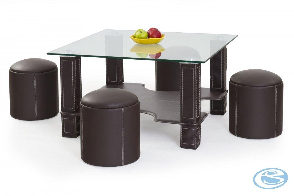 Konferenční stolek Megan - HALMAR