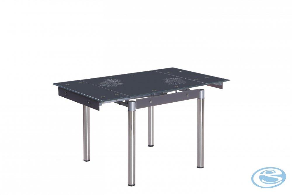 Rozkládací jídelní stůl Kent šedý - HALMAR