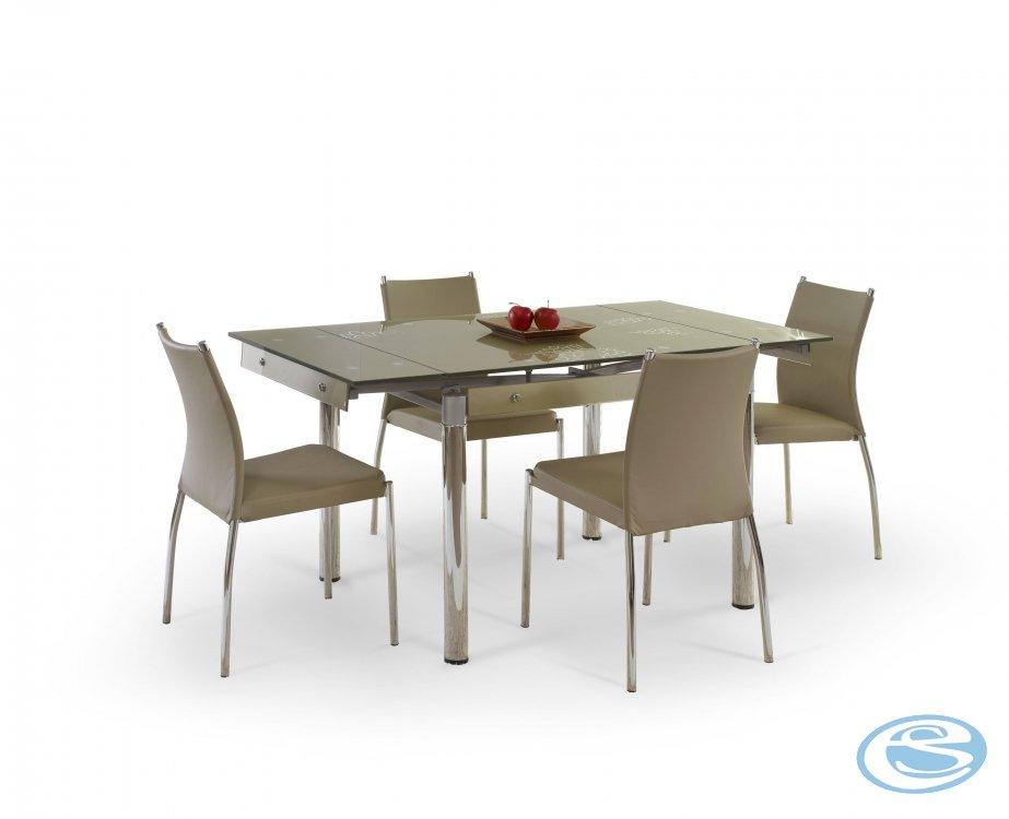 Rozkládací jídelní stůl Elton - HALMAR