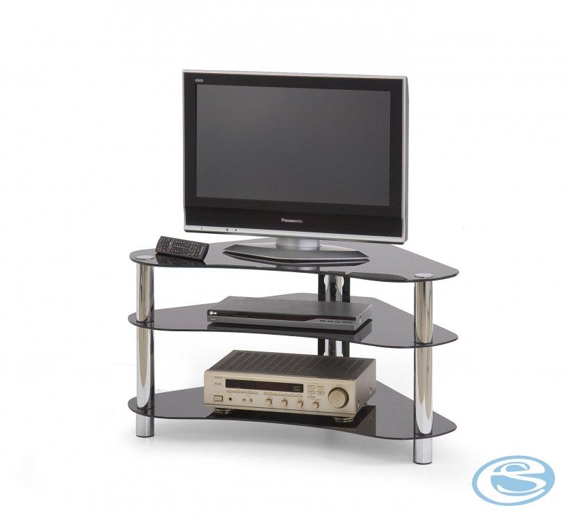 TV stolek RTV-13 černý - HALMAR