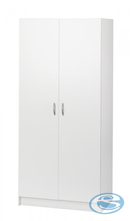 Šatní skříň Focus 75085 bílá - TVILUM