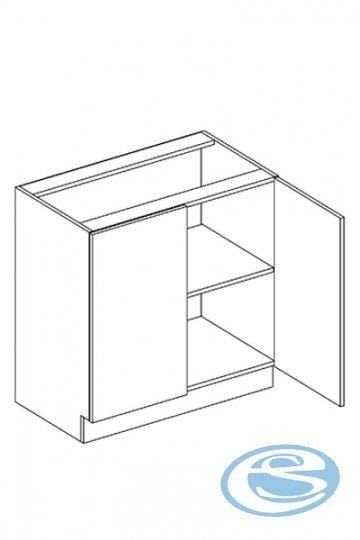 Luka kuchyňská skříňka dolní D80 - STOLKAR