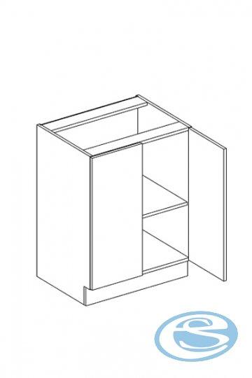 Luka kuchyňská skříňka dolní D60 - STOLKAR