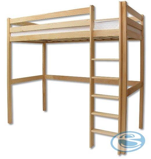 Patrová postel,palanda LK135 90x200 - Drewmax
