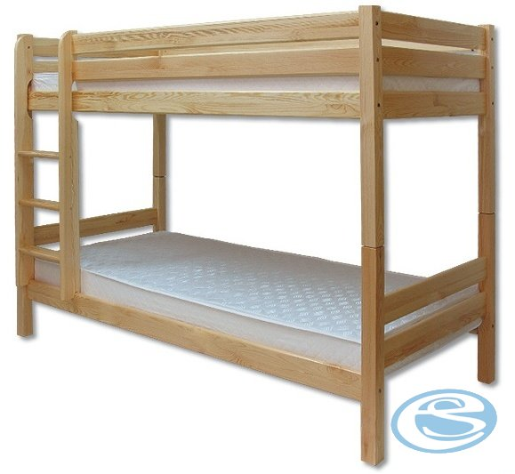 Patrová postel LK136 80x200 - Drewmax
