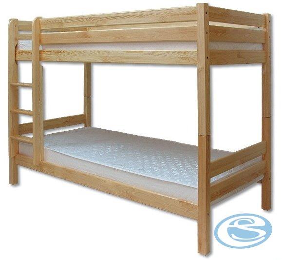 Patrová postel LK136 90x200 - Drewmax