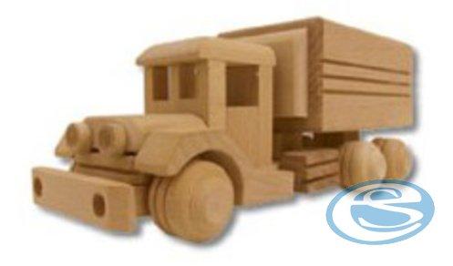 Dřevěná hračka kamion AD105 - Drewmax
