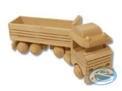 Dřevěná hračka kamion s návěsem AD110 - Drewmax