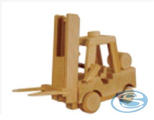 Dřevěná hračka vysokozdvižný vozík AD114 - Drewmax
