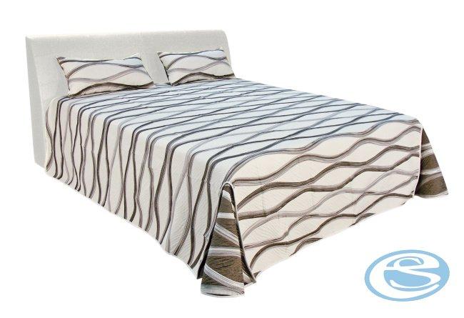 Čalouněná postel MERKUR WHITE (s matrací Ivana Plus) 180x200 - BLANAŘ