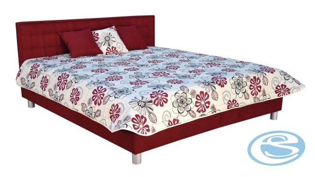 Čalouněná postel Bobby 160x200 Alena - BLANAŘ