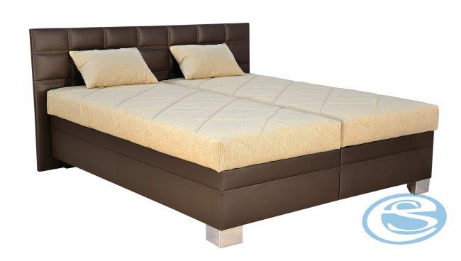 Čalouněná postel Parma 180x200 - BLANAŘ