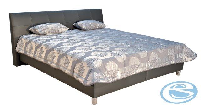 Čalouněná postel Nice (bez matrací) 180x200 - BLANAŘ
