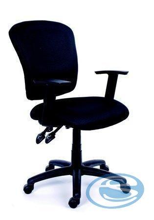 Kancelářská židle Active černá - MAYAH