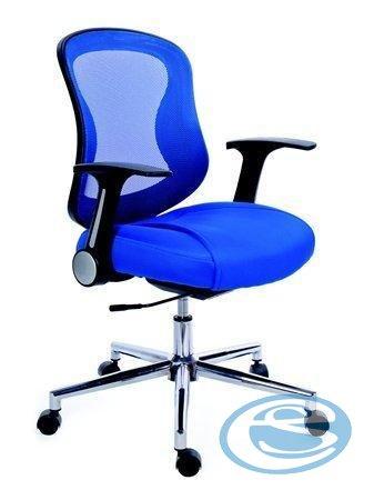 Kancelářská židle Spirit modrá - MAYAH