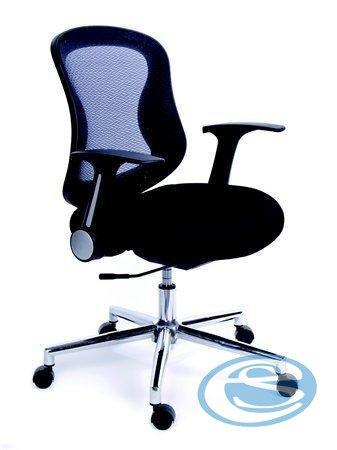 Kancelářská židle Spirit černá - MAYAH