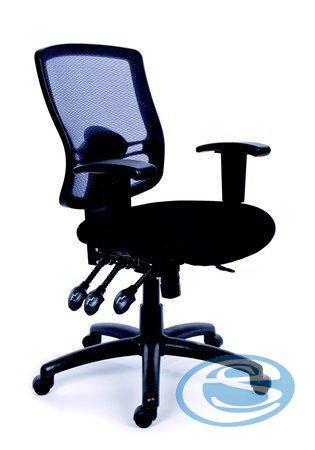 Kancelářská židle Creative černá - MAYAH