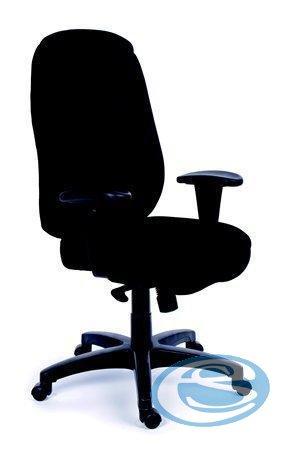 Kancelářská židle Chief černá - MAYAH