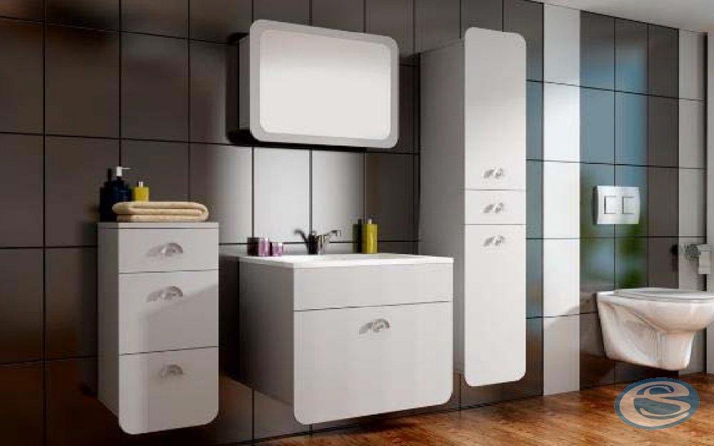 Koupelnový nábytek Rondo bílý - FALCO