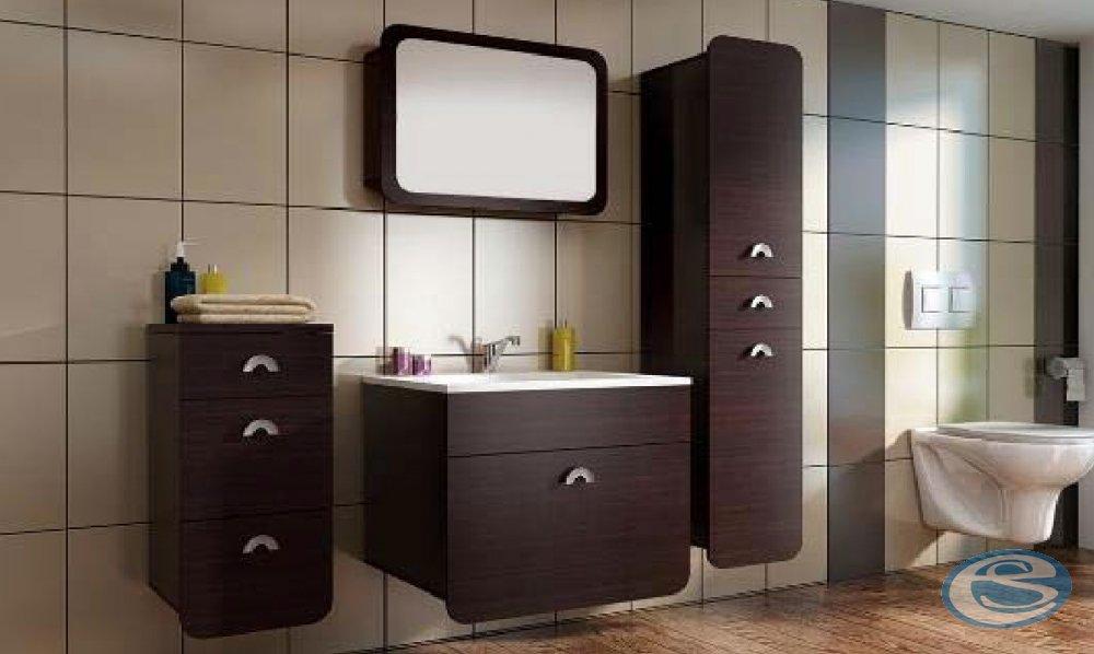 Koupelnový nábytek Rondo wenge - FALCO