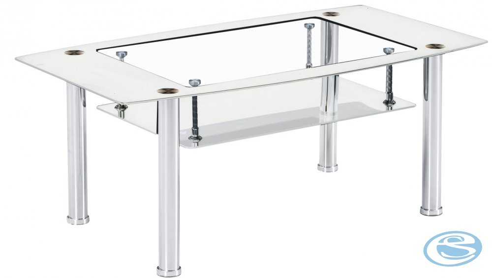 Konferenční stolek 1012 bílý - FALCO